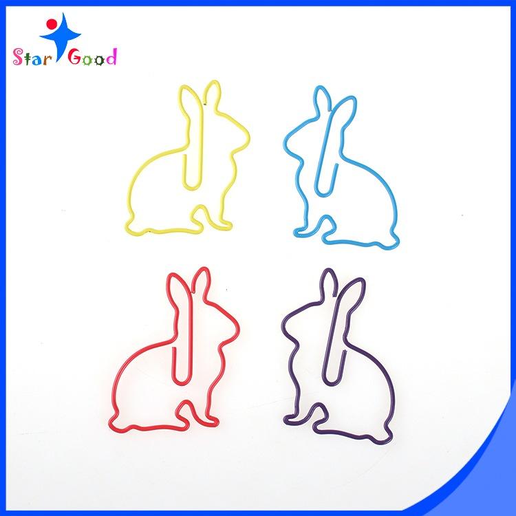 兔子护角书签步骤